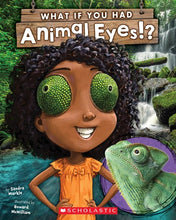 What If You Had Animal Eyes? by Markle