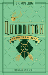 Quidditch Through The Ages by Whisp