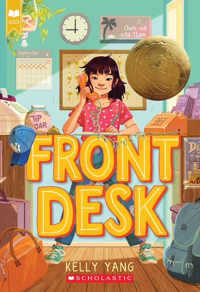 Front Desk by Yang