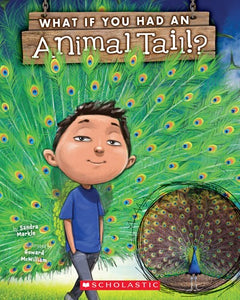 What if You Had an Animal Tail by Markle