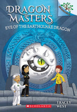 Dragon Masters (#13) Eye of the Earthquake Dragon by West