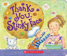 Thank You, Stinky Face by McCourt