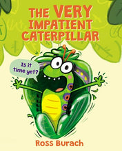Very Impatient Caterpillar by Burach