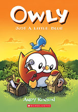 Owly (#2) Just A Little Blue by Runton