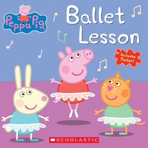 Peppa Pig Ballet Lesson
