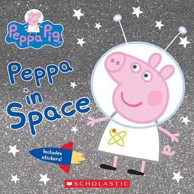 Peppa In Space