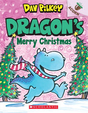 Dragon's Merry Christmas by Pilkey
