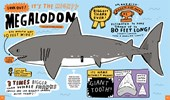 Everything Awesome About Sharks and Other Underwater Sea Creatures by Lowery