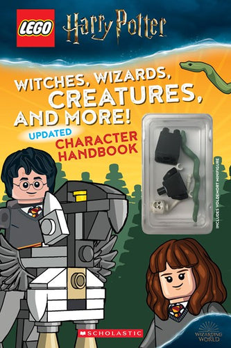 LEGO HP Witches, Wizards, Creatures and More!
