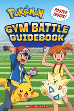 Pokemon Gym Battle Guidebook