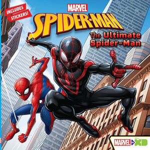 The Ultimate Spider Man