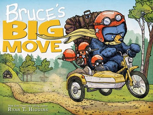 Bruce's Big Move by Higgins