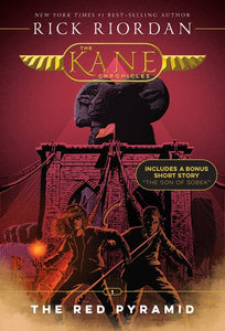 The Kane Chronicles (#1) The Red Pyramid by Riordan