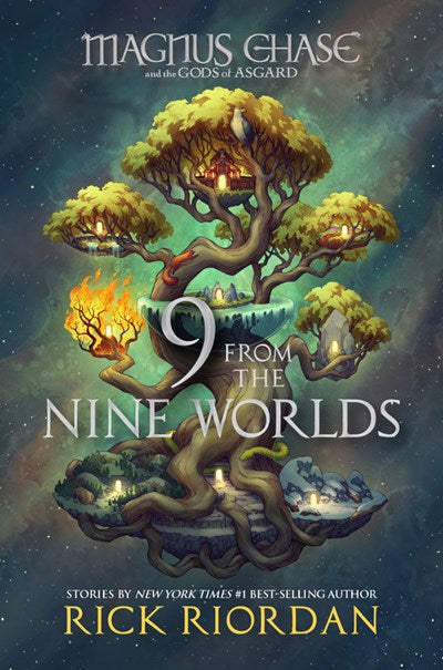 9 from the Nine Worlds by Riordan