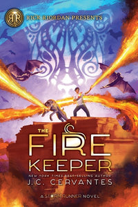 The Fire Keeper by Cervantes