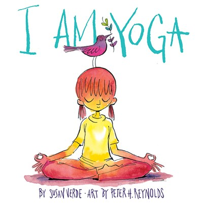 I Am Yoga by Verde