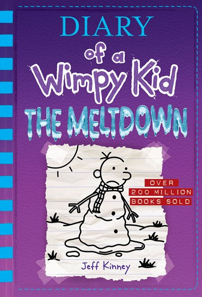 Diary of a Wimpy Kid (#13) The Meltdown