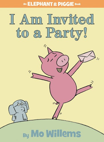 I Am Invited To A Party by Willems
