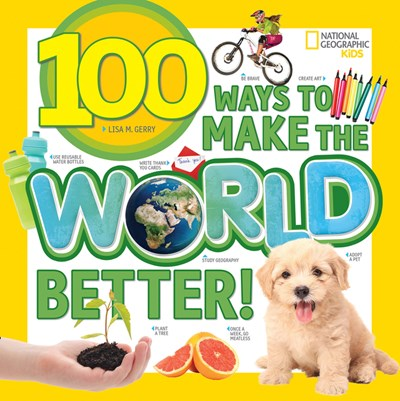 100 Ways to Make the World Better NGK