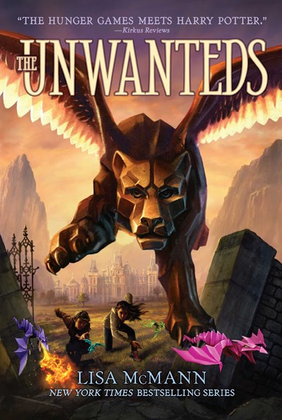 The Unwanteds (#1) by McMann
