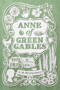 Anne of Green Gables by Montgomery Paperback