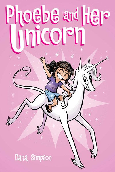 Phoebe and her Unicorn (#1) by Simpson