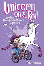 Unicorn on a Roll by Simpson