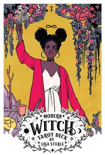Modern Witch Tarot Deck by Sterle