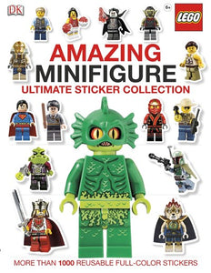 Amazing Minifigure Ultimate Sticker Collection