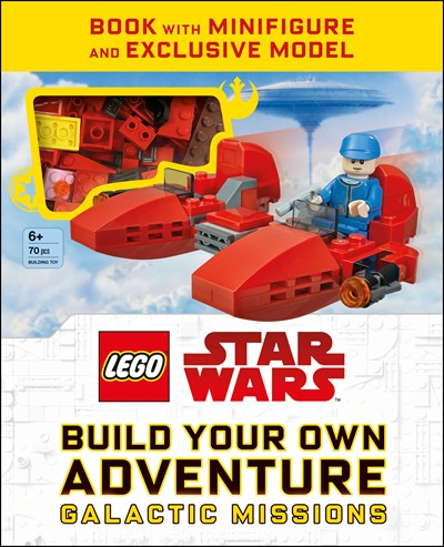 Star Wars Build Your Own Adventure