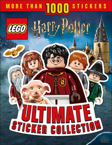 Harry Potter Ultimate Sticker Book