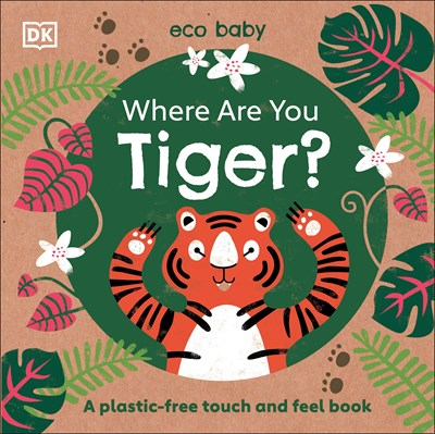 Eco Baby Where Are You Tiger