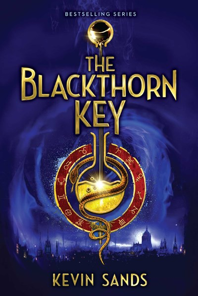 The Blackthorn Key by Sands