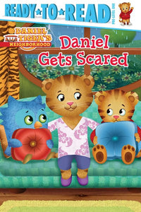 Daniel Tiger: Daniel Gets Scared