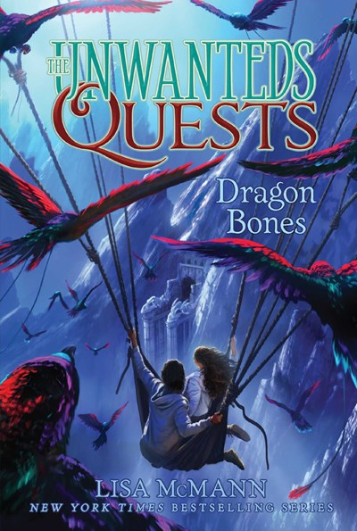 The Unwanteds Quests: Dragon Bones by McMan