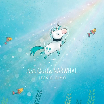 Not Quite Narwhal by Sima