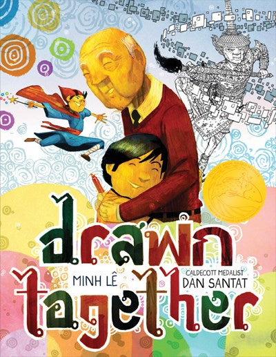 Drawn Together by Le