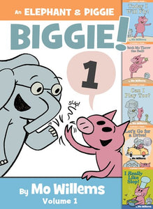 An Elephant and Piggie Biggie by Willems