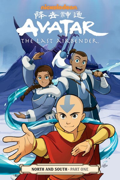 Avatar the Last Airbender North and South Part One