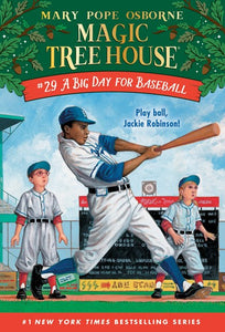 Magic Tree House (#29) Big Day for Baseball by Osborne