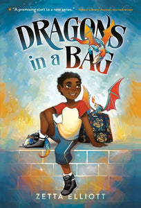 Dragons in a Bag by Elliott PB