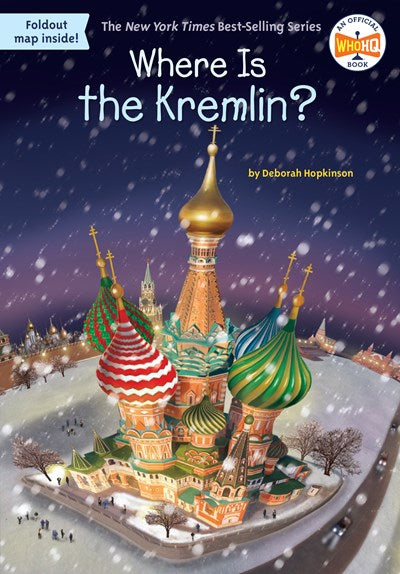 Where is the Kremlin by Hopkinson
