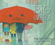 The Big Umbrella by Bates