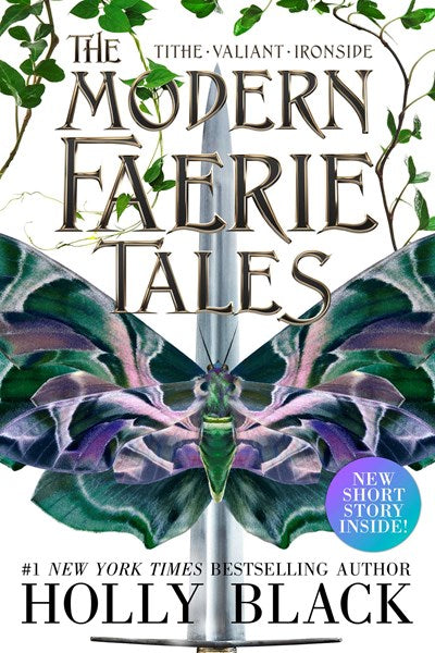 Modern Faerie Tales by Black
