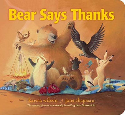 Bear Says Thanks by Wilson