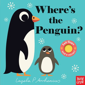 Where's the Penguin by Arrhenius