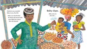 Baby Goes to Market by Atinuke BRDBK