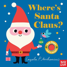 Where's Santa Clause by Arrhenius