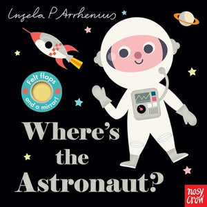 Where's the Astronaut? By Arrhenius