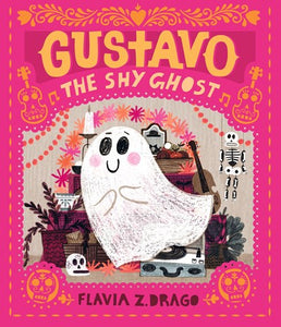 Gustavo The Shy Ghost by Drago